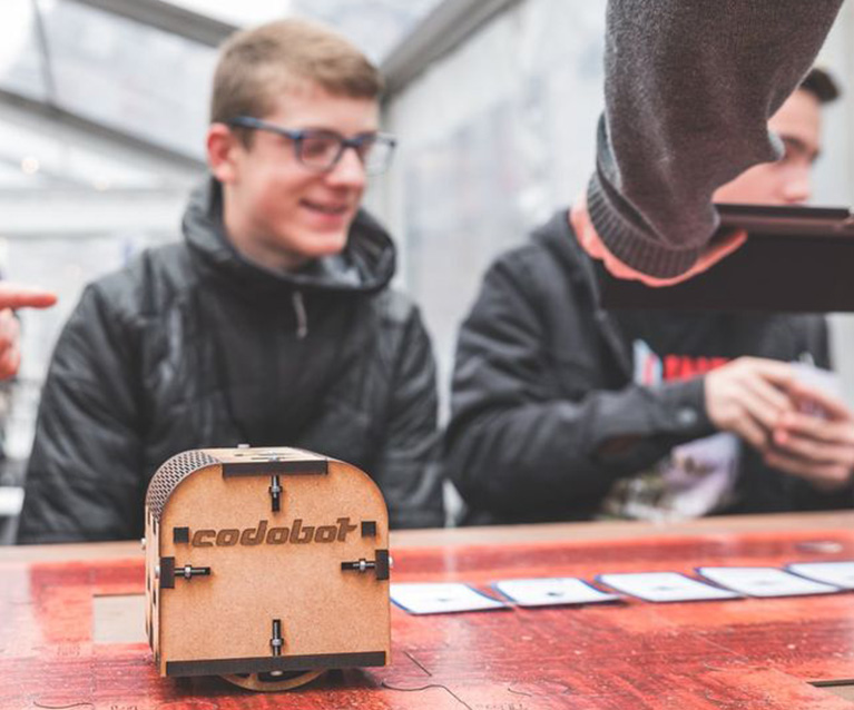 Codobot participe au KIKK Festival 2019