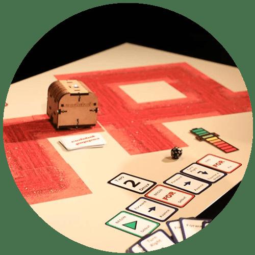 Le jeu codobot